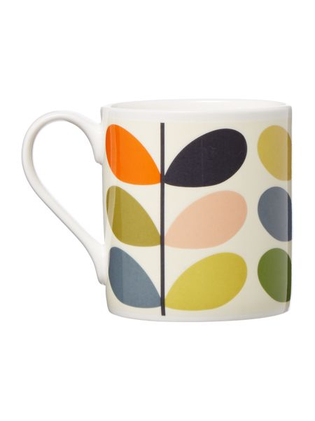Orla Kiely Multi Stem Quite Big Mug