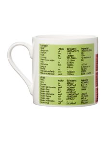 McLaggan Large Weights & Measures Mug