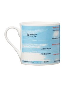 McLaggan Large Cloud Formation Mug