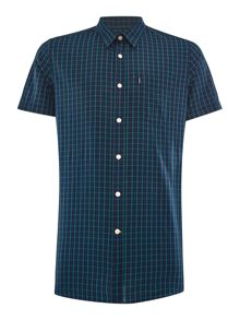 Barbour Short sleeve check shirt