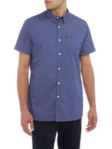 Barbour Short sleeve fine spot shirt