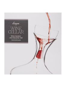 Linea Wine cellar red wine aerator