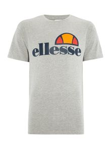 Ellesse Regular fit classic logo t shirt