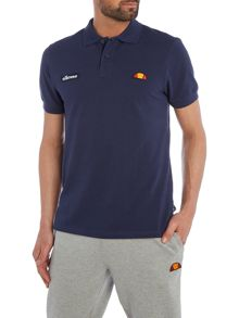 Ellesse Regular fit logo polo shirt