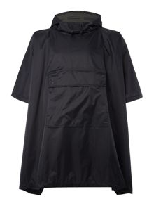 Barbour Packable poncho