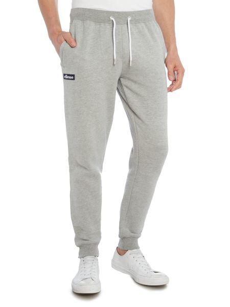 Ellesse Tapered logo tracksuit bottoms
