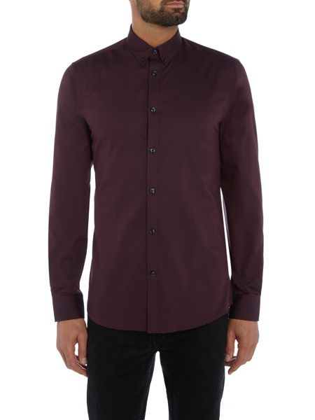 Selected Homme Mark Pinpoint Oxford Shirt