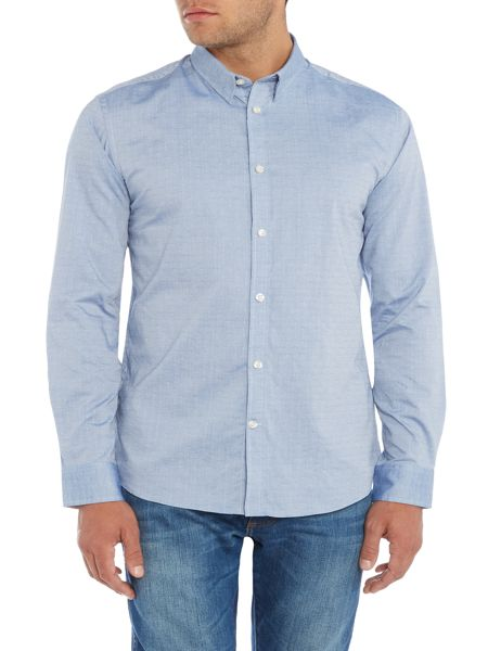 Selected Homme Christian Tap Textured Shirt