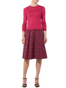 Michael Kors A Line Pocket Skirt