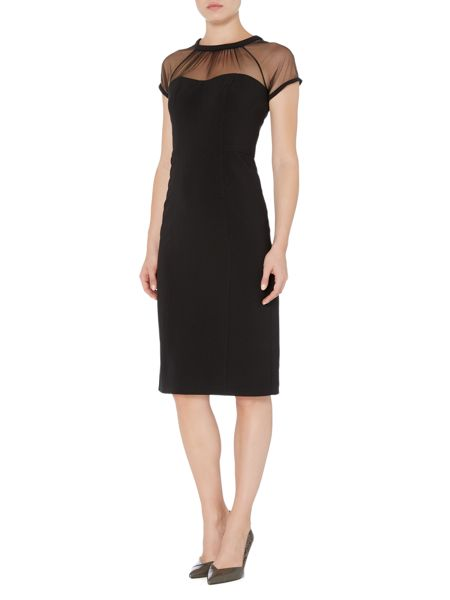 Therapy Thea Illusion Dress