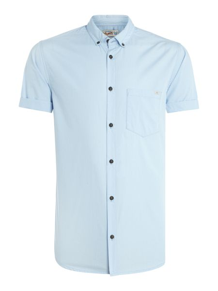 Jack & Jones Button Through Short Sleeve Shirt