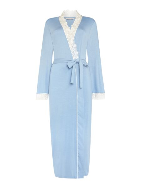 Nora Rose Modal knit robe