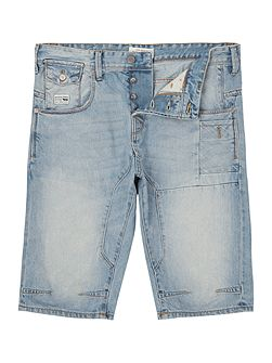 Osaka Denim Shorts