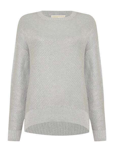 Michael Kors Metallic Sweater