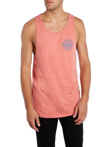 Jack & Jones Paint Slub Marl Tank Top