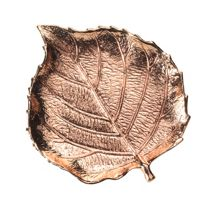 Linea Leaf jewellery tray