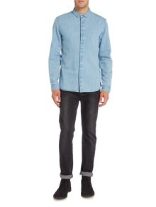 Label Lab Desmond Light Denim Shirt