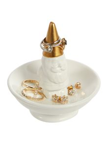 Linea Gnome ring holder