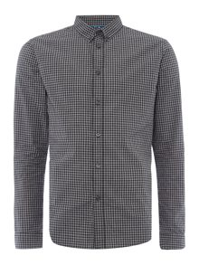 Linea Normand Gingham Check Shirt