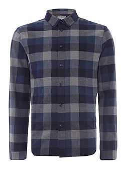 Riviere Large Check Shirt