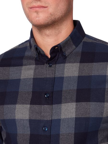 Linea Riviere Large Check Shirt