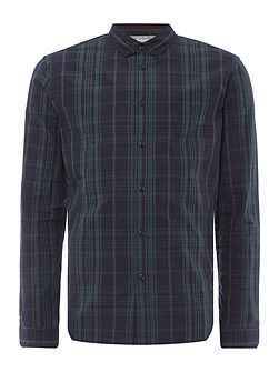 Crossier Large Tartan Check Shirt