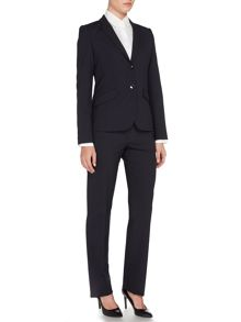 Hugo Boss Julea Wool Stretch 2 Button Suit Jacket