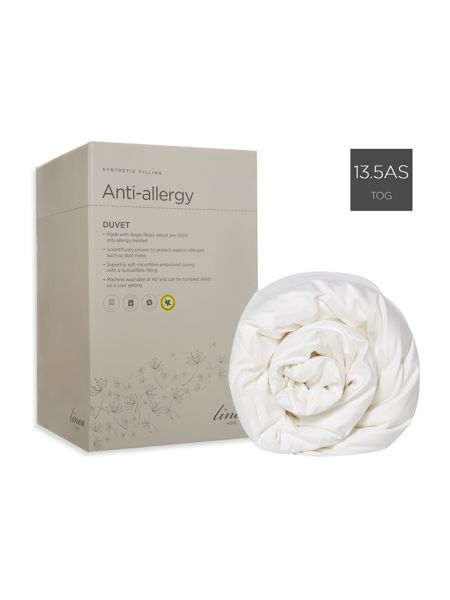 Linea Ageis anti allergy duvet 13.5 tog all season