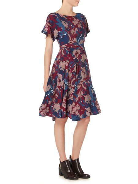 LILY & ME Jive Printed Dress
