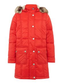 Barbour Girls Icefield Quilt Jacket