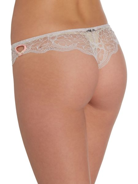 Heidi Klum Intimates Cle D`amour thong