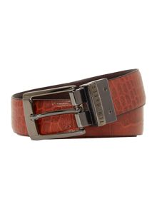 Ted Baker Zazza Twisting Reversible Belt