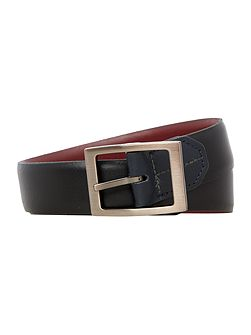 Campbell Reversible T-Stitch Belt