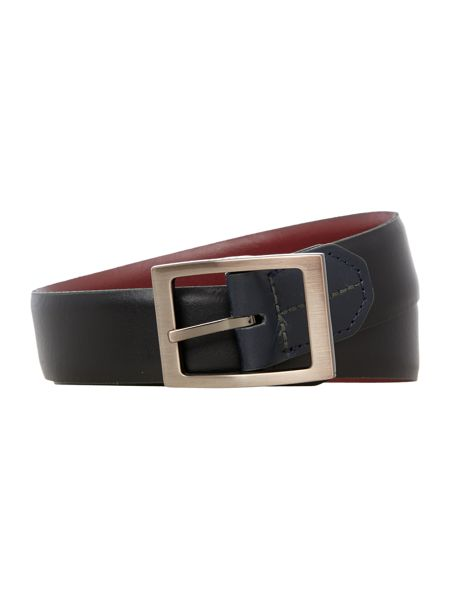 Ted Baker Campbell Reversible T-Stitch Belt