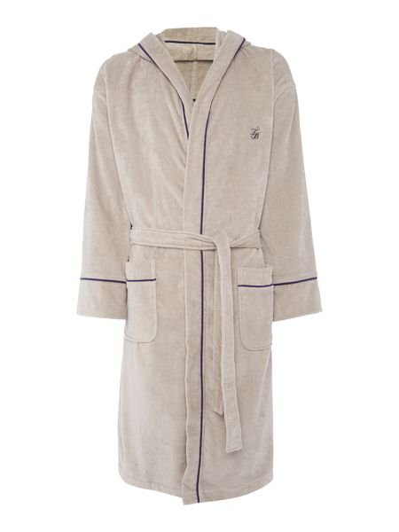 Ted Baker Padrec Exclusive Towelling Robe