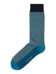 Ted Baker Discnec Regular Stripe Sock