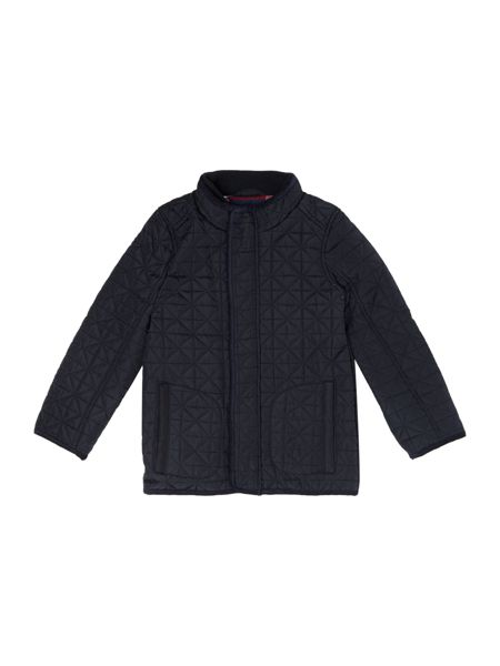 Howick Junior Boys Quilted 4 Pocket Coat