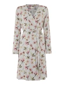 Linea Floral X Ray Robe