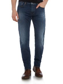 PS By Paul Smith Tapered fit dark wash jeans