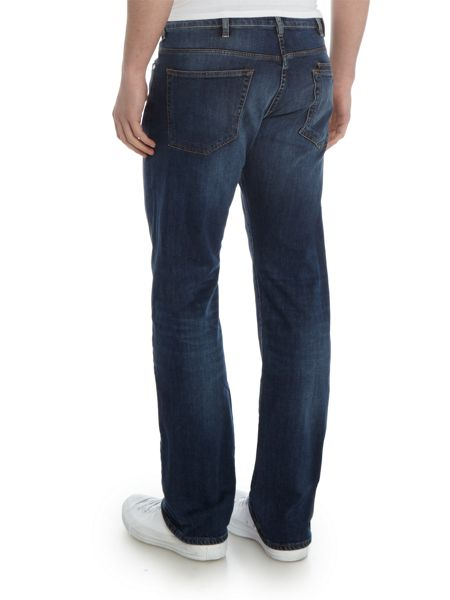 PS By Paul Smith Standard regular fit dark wash jeans