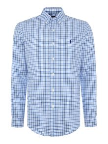 Polo Ralph Lauren Long sleeve slim fit poplin check