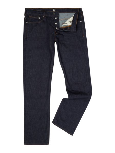 PS By Paul Smith Standard regular fit dark rinse jeans