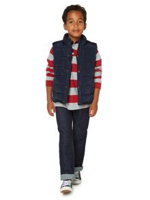 Howick Junior Boys Padded Gilet