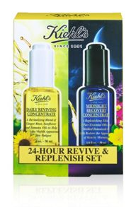 Kiehls 24-Hour Revive & Replenish Set
