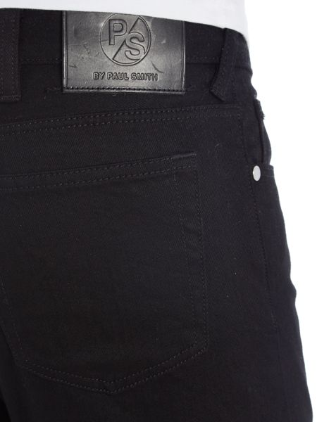 PS By Paul Smith Slim fit black jeans