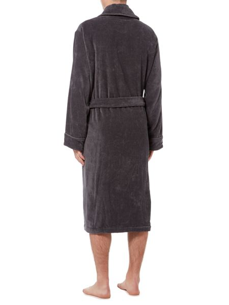 Howick Charcoal Dressing Gown