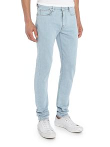 PS By Paul Smith Slim fit light wash jeans
