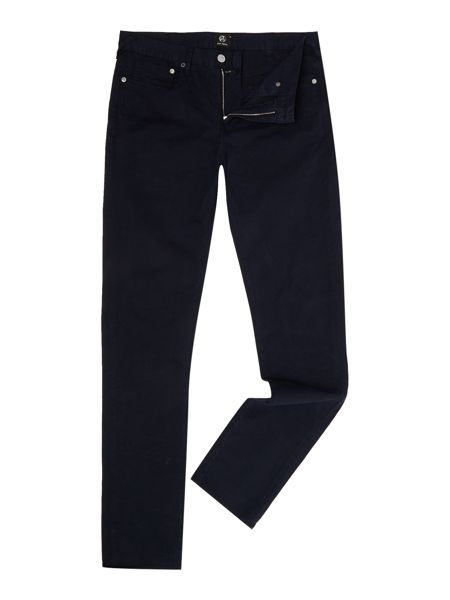 PS By Paul Smith Slim fit 5 pocket cotton chino trousers
