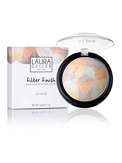 Filter Finish Baked Radiant Setting Powder