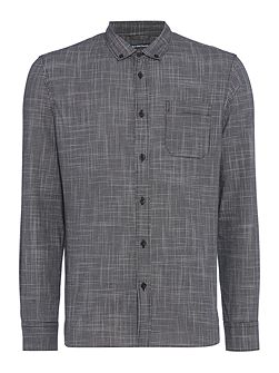Alban Mini Grid LS Shirt